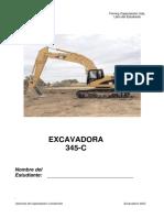 Excavadora 345C