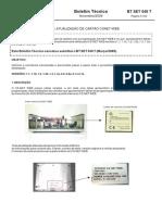 BT SET 048 T - ATUALIZAÇÃO DE CARTÃO CSNET-WEB