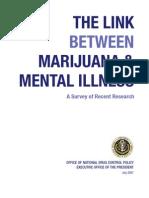 Marijuana and Mental Health - OnDCP 2007