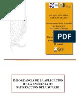 IMPORTANCIA DE LA ENCUESTA DE SATISFACCION.pptx