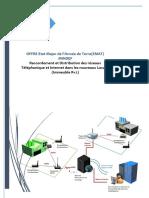 Offre Distribution TELEPHONE et  INTERNET à l'EMAT(MINDEF)