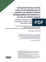 9.Evaluacion Tecnica de Dos Metodos de Compostaje Para El Tratamiento de r.s.