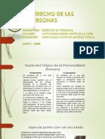 DERECHO DE PERSONAS 1