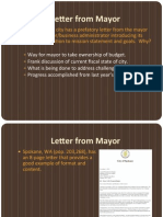 Civic JC Budget Presentation