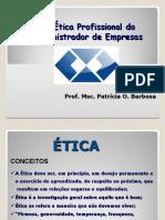 Ética do Administrador (Nova Versão)