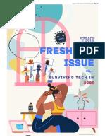 Volume 106, Issue 1 (Freshman Guide)