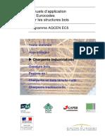 [AQCEN] - EC5 GT3 Règles de  Calcul des structures en charpentes industrialisées assemblées par connecteurs