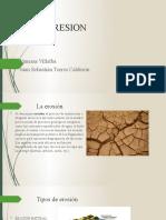 Tratamientos para la erosión