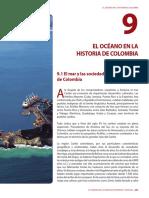 EL OCEANO EN LA HISTORIA COLOMBIANA