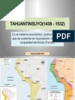 3. TAHUANTINSUYO (SELECCIÓN PRE)