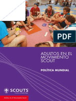 ADULTS IN SCOUTING POLICY_SP - Feb 2018