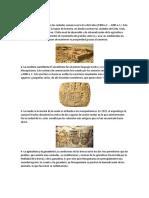 APORTES MESOPOTAMIA Y EGIPTO