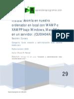 CU00404A Instalar Joomla local wamp xampp Windows o servidor base datos.pdf