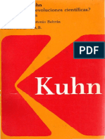 Kuhn - Qué son las revoluciones científicas?