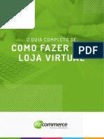 EZcommerce - O Guia Completo de como fazer uma loja virtual(1)