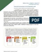 Medicina Física - Clase N_ 3 - Clasificación internacional del funcionamiento y Biomecánica.