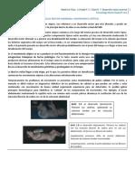 Clase N° 7 Desarrollo motor anormal - Medicina Física