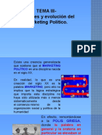 03-Tema III- Orígenes y evolución del Marketing Político
