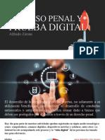 Delito Informatico-El proceso penal y la prueba digital-Fiscalia de la Rca del Paraguay