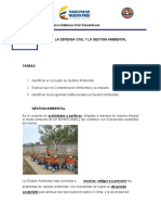 MR 10 LA DEFENSA CIVIL Y LA GESTION AMBIENTAL