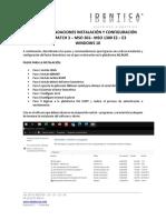Recomendaciones Instalacion y Configuracion W10
