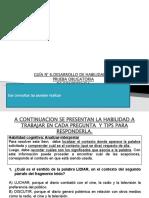 Guía 6. Desarrollo de Habilidades. Prueba Obligatoria de Competencia Lectora. 2021.