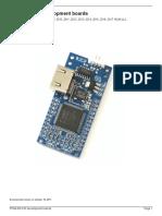 KNJN RS232 FPGA boards