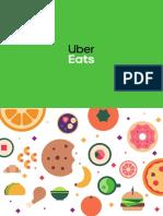 Uber Eats - Cartilla para el restaurante