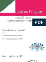 Conectividad en Paraguay.pptx