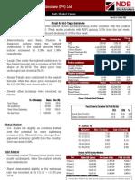 Daily Market Update 21.01