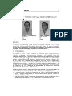 CAMPOS DE TENSÕES EM ZONAS DE DESCONTINUIDADE