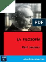 La filosofia desde el punto de - Karl Jaspers