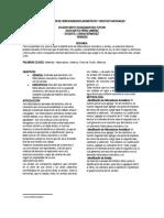 IDENTIDICACIÓN DE HIDROCARBUROS AROMÁTICOS Y GRUPOS FUNCIONALES