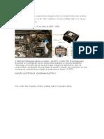 Conheça em detalhes o esquema de ligação entre os componentes nas versões equipadas com o motor 1