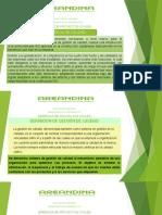 UNIDAD II GERENCIA DE PROYECTOS CIVILES
