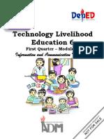 TLE-HE 6_Q1_Mod6_ICT-Entrep