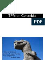 conferencia de tpm en colombia