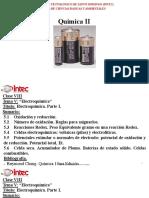 Clase Electroquímica