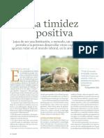 La Timidez Positiva - Integral 353