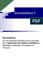 CLASE BIOESTADISTICA 1