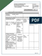 Guia de Aprendizaje 18 - Organizar Archivos de Gestion