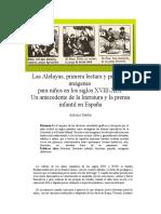 Aleluyas y aucas lit inf española..docx