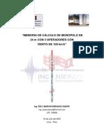 40. MEMORIA DE CÁLCULO DE MONOPOLO DE 24M CON 3 OPERADORES.pdf