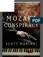 Who Killed Mozart? - An author note from Scott Mariani