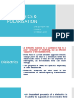 Presentation polarization