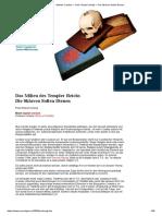 Aleister Crowley — Ordo Templi Orientis — Die Sklaven Sollen Dienen