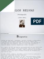 Apresentação sobre Carlos Relvas