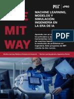 Folleto Machine Learning, Modelos y Simulación Ingeniería en la era de IA.pdf