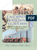 CALCHINES, RANCHOS Y GAUCHOS