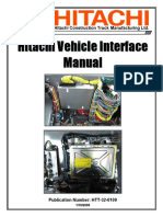 Hitachi Vehicle Interface Manual_HTT-32-0109